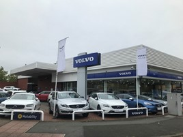 TMS Motor Group's Volvo Car UK franchise in Leicester