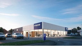 TMS Coventry Volvo