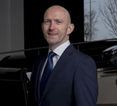 Mercedes-Benz Cars UK head of fleet, Tom Brennan