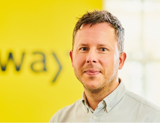 Motorway chief executive, Tom Leathes
