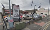 Overnight raid: Tones Garage, Hartlepool