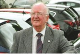 Retiring: Dudley Motor Company's Tony Lister