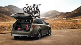 The new Toyota Corolla Touring Sports Trek