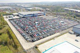 Trade Centre UK's Rotherham used car supermarket site