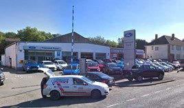 Closing: Tremont Garage's Ford dealership in Llandrindod Wells