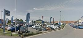 For sale: TrustFord Alperton Ford dealership site