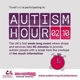 TrustFord Autism Hour 2017