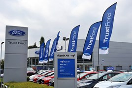 TrustFord dealership