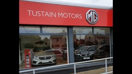 Tustain Motors has opened a new MG Motor UK dealership in East Lothian