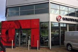 Eastbourne Motor Centre's Uckfield Vauxhall facility