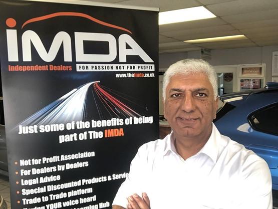 IMDA chairman Umesh Samani
