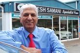 Umesh Samani, IMDA chairman