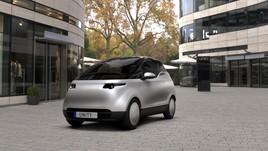 Uniti One electric vehicle (EV)