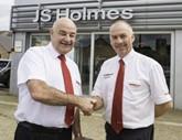 John Day and Martin Holmes