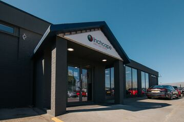 Inchcape's standalone used car centre in Derby