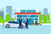 Used car rental