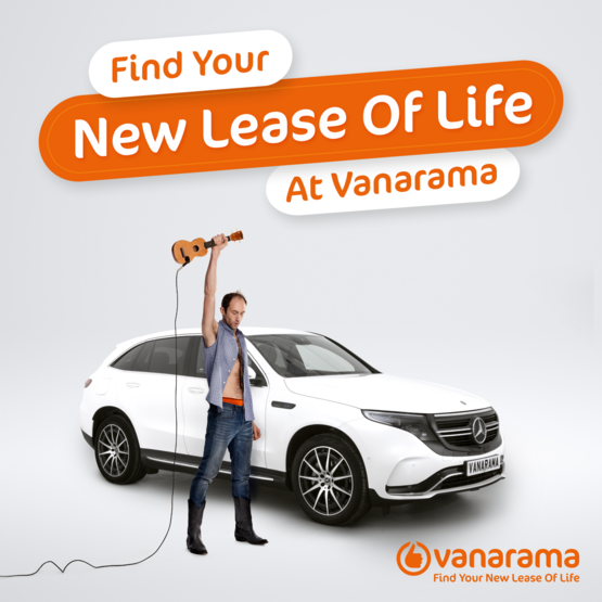 Vanarama's new Lease of Life advertising campaign