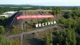Vanarama Wrexham sign