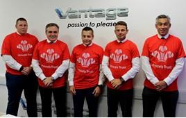 Vantage Dale Baker, Mark Robinson, Andrew Mallory, Tim Swindin, James McGlashan