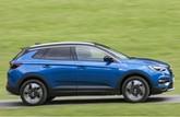 The Vauxhall Grandland X SUV