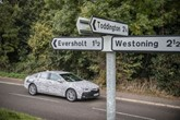 Vauxhall's Insignia Grand Sport in testing