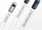 Vauxhall 'X' models