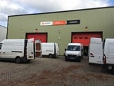 Lookers' new Vauxhall wholesale parts centre in Aston, Birmingham