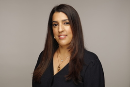 Veronica Sharma, group chief people officer at Cazoo