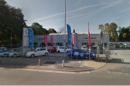 Vertu Honda's Retford dealership
