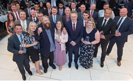Vertu Motors' 2019 Masters Club inductees