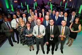 Vertu Motors awards 2017