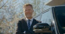 Vertu Motors chief executive, Robert Forrester