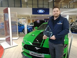 Ford Technician of the Year 2019: Bristol Street Motors Ford Birmingham's Andy O'Grady