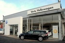 Vertu's upgraded Mansfield dealership