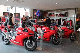 Vindis Group Ducati