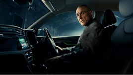 Vinnie Jones showcases the new Ssangyong Korando in new television advert