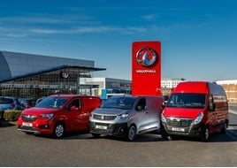Vauxhall has established a UK-wide network of 65 specialist LCV Business Centres