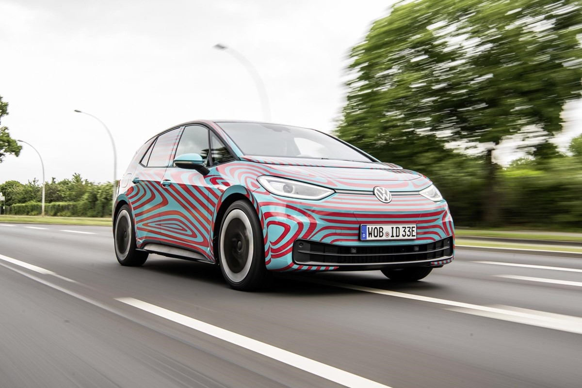Volkswagen Id 3 Ev Gets Its Own Youtube Series Video Car Model News