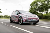 Volkswagen ID.3 hatchback electric vehicle (EV)