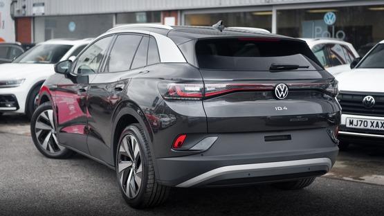 Volkswagen ID.4 EV SUV
