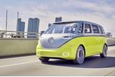 Volkswagen's ID.Buzz concept car