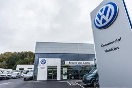 Breeze Motor Company Ltd's new Volkswagen Van Centre in Poole