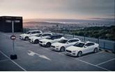 Volvo Cars range line-up