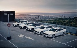 Volvo Cars range line-up