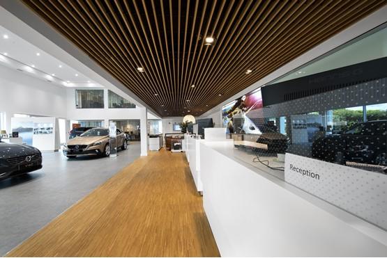 Volvo Retail Environment