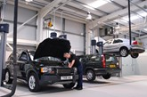 Volvo servicing