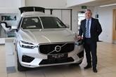 Volvo Cars Shrewsbury dealer principle Chris Carr