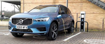 The Automotive Management (AM) Volvo XC60 T8 R-Design Pro