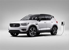 Volvo plug-in hybrid offer