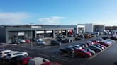 Vospers £15 million Ford, Mazda, Alfa Romeo, Jeep and Fiat dealership development at Matford, Exeter